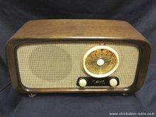 B&O MINETTE 512K 真空管ラジオ修理 渋谷区 A様 【ラジオ修理後の動作中の様子】