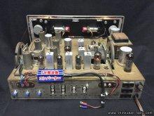真空管プリアンプ・チューナー修理 AMPEX 0118 横浜市 N様 【日本国内 FM放送受信用 周波数コンバーターの設置】