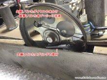 真空管プリアンプ・チューナー修理 AMPEX 0118 横浜市 N様 【欠損していたダイヤルの糸掛け、スプリング設置、AM・FM独立バリコン】