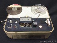 真空管 オープンリール テープコーダー修理 SONY TC-102 大田区 A様 【修理後のテープレコーター】