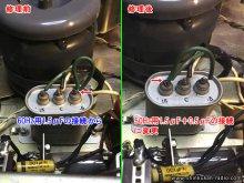 真空管 オープンリール テープコーダー修理 SONY TC-102 大田区 A様 【シンクロナスモーターの進相コンデンサー1.5μFから2μFに接続を変更して50Hz仕様に対応】