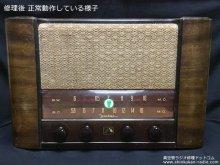 ビクター 7AW-23B 真空管ラジオ修理 千葉県 T様 【修理後に正常動作している様子】