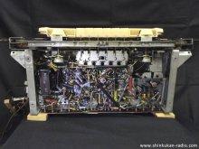 真空管ラジオ修理 PHILIPS B6A83A 渋谷区 A様 【フィリップス 真空管ラジオ 修理後のシャーシ内部】