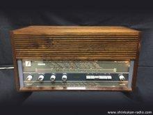 LL BARONET 6501 真空管ラジオ修理 渋谷区 A様 【修理後ラジオ動作中の様子】