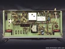 LL BARONET 6501 真空管ラジオ修理 渋谷区 A様 【修理後のシャーシ内部】