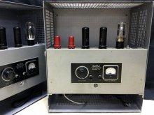 Motiograph MA-7505-A 真空管アンプ メンテナンス 横浜市 N様 【フロントゲージを外した状態】